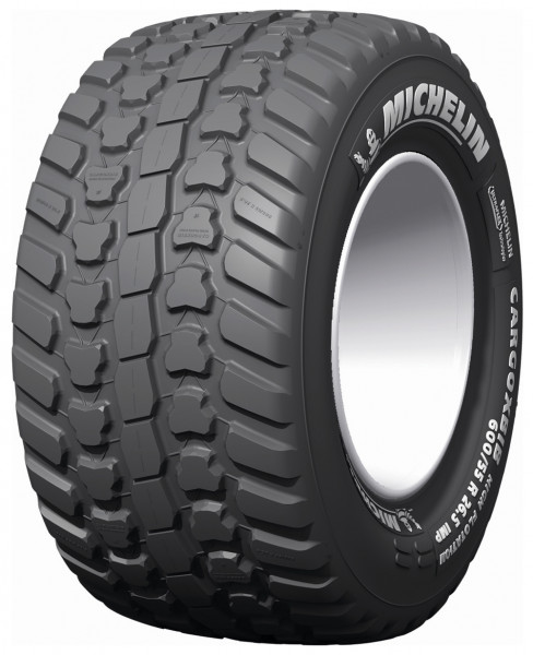 MICHELIN 710/45R22.5 CARGOXBIB HIGH FLOTATION TL 165D