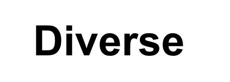 "DIVERSE"""