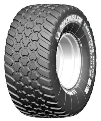 MICHELIN 500/60R22.5 CARGOXBIB HEAVY DUTY TL 155D