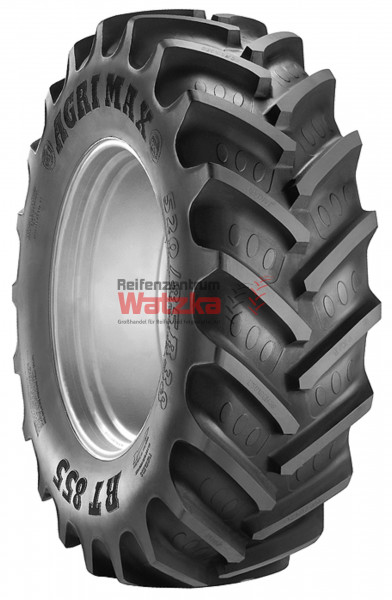 BKT 420/80R46 TL AGRIMAX RT 855 170A2/159D